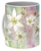 White Stars I Coffee Mug