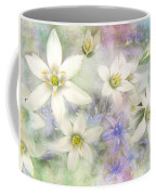 White Stars II Coffee Mug