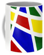 White Stripes 2 Coffee Mug
