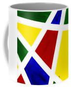 White Stripes 3 Coffee Mug