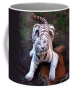 White Tiger 2 Coffee Mug