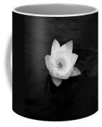 White Water-lily 3 Coffee Mug