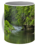 Whitewater River Spring 5 B Coffee Mug
