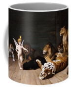 Whoever You Are Here Is Your Master Coffee Mug by Jean Leon Gerome