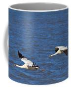 Whooping Cranes Coffee Mug