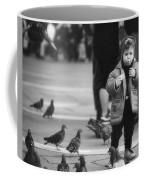 Whos Feeding Whom Coffee Mug