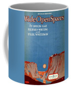 Wide Open Spaces Coffee Mug by Mel Thompson