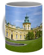 Wilanow Palace - Warsaw Coffee Mug