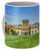 Wilanow Palace - Warsaw Poland Coffee Mug