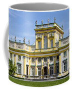 Wilanow Palace And Museum - Poland Coffee Mug