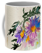 Wild Asters Coffee Mug