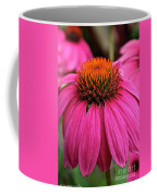 Wild Berry Purple Cone Flower Coffee Mug