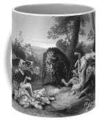 Wild Boar Hunt Coffee Mug