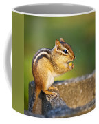 Wild Chipmunk  Coffee Mug
