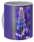 Wild Lupins Coffee Mug