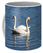 Wild Swans Coffee Mug by Sabrina L Ryan