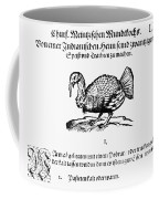 Wild Turkey, 1604 Coffee Mug