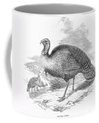 Wild Turkey, 1853 Coffee Mug