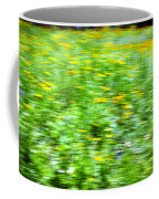Wildflowers And Wind 2 Coffee Mug by Skip Nall