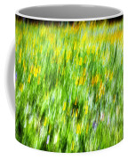 Wildflowers And Wind Coffee Mug