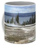 Wildlife In Yellowstone Coffee Mug