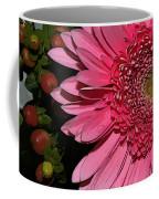 Wildly Pink Mum Coffee Mug