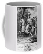 Wilhelmina Of Prussia Coffee Mug