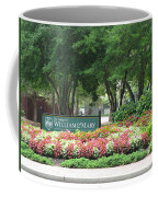William And Mary. Williamsburg. Virginia. Coffee Mug