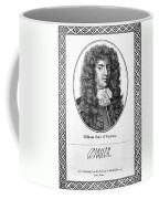 William Craven (1608-1697) Coffee Mug