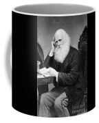 William Cullen Bryant, American Poet Coffee Mug by Photo Researchers