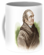 William Herschel, German-british Coffee Mug by Science Source