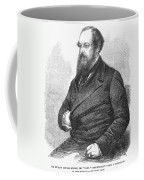 William Howard Russell Coffee Mug