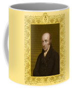 William Hyde Wollaston, English Chemist Coffee Mug