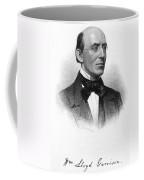 William Lloyd Garrison Coffee Mug