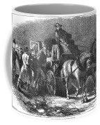 William Morgan (1774-1826) Coffee Mug by Granger