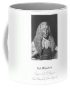 William Murray (1705-1793) Coffee Mug