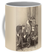 Willie & Tad Lincoln, 1862 Coffee Mug