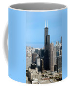 Willis Sears Tower 01 Chicago Coffee Mug