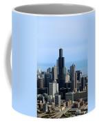 Willis Sears Tower 02 Chicago Coffee Mug