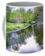Williston Mill Stream Coffee Mug