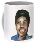 Wilma Rudolph Coffee Mug