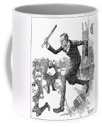 Wilson And Big Business Coffee Mug