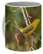 Wilson's Warbler Coffee Mug