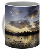 Wimbledon Sunset Coffee Mug