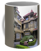 Winchester House - Door To Nowhere Coffee Mug