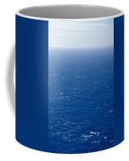 Wind Creates White-capped Waves Coffee Mug