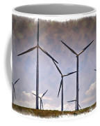 Wind Farm IIi - Impressions Coffee Mug