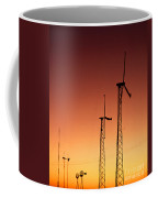 Wind Power For Agriculture Coffee Mug
