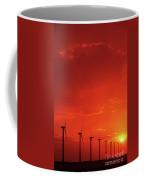 Wind Turbines Coffee Mug