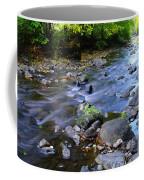 Winding Through The Gold Coffee Mug